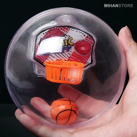 گوی بسکتبال جادویی
