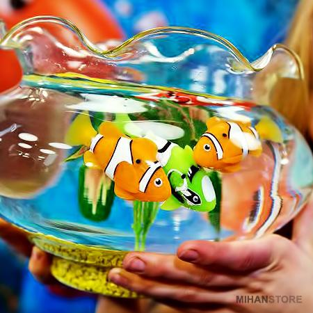 ماهی رباتیک جینو