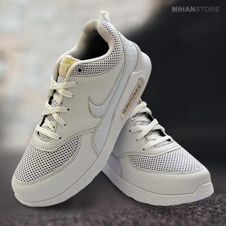 کفش مردانه نایک مدل Airmax (سفید)