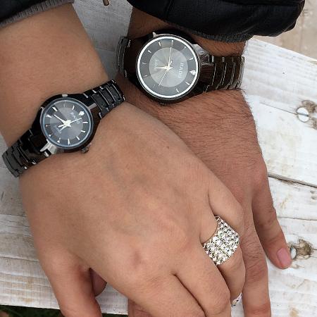 ست ساعت مچی مردانه و زنانه Rado مدل Affection