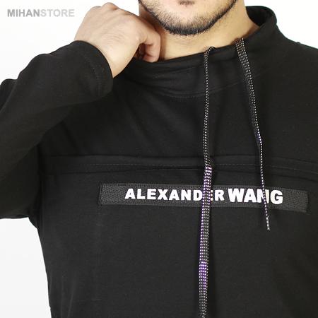 تی شرت یقه ایستاده Alexander