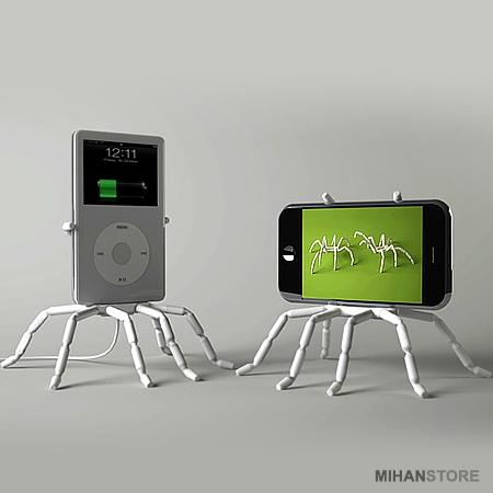 نگهدارنده عنکبوتی موبایل - Spider Grip